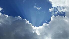 空 青空 雲の壁紙 輸入 カスタム壁紙 PHOTOWALL / Blue Sky (e310290) 貼ってはがせるフリース壁紙(不織布) 【海外取り寄せのため1カ月程度でお届け】 【代引き不可】
