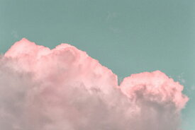 空 雲 ピンクの壁紙 輸入 カスタム壁紙 PHOTOWALL / Cloud Experience (e316216) 貼ってはがせるフリース壁紙(不織布) 【海外取り寄せのため1カ月程度でお届け】 【代引き不可】