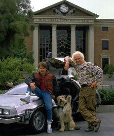 バック・トゥ・ザ・フューチャー 映画 マイケル・J・フォックス デロリアンの壁紙 輸入 カスタム壁紙 PHOTOWALL / Back to the Future - Michael J Fox (e317074) 貼ってはがせるフリース壁紙(不織布) 【海外取り寄せのため1カ月程度でお届け】 【代引き・後払い不可】