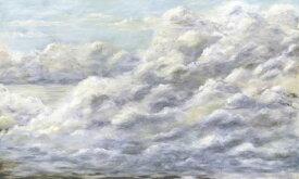 雲 空 絵画の壁紙 輸入 カスタム壁紙 PHOTOWALL / Second Home - Diantha York-Ripley (e317462) 貼ってはがせるフリース壁紙(不織布) 【海外取り寄せのため1カ月程度でお届け】 【代引き不可】