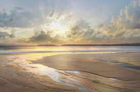 海岸 浜辺 ビーチ 雲 空の壁紙 輸入 カスタム壁紙 PHOTOWALL / Flight (e318938) 貼ってはがせるフリース壁紙(不織布) 【海外取り寄せのため1カ月程度でお届け】 【代引き不可】