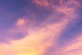 空 雲 グラデーション 青 ブルー 紫 パープルの壁紙 輸入 カスタム壁紙 PHOTOWALL / Sunset Clouds (e318305) 貼ってはがせるフリース壁紙(不織布) 【海外取り寄せのため1カ月程度でお届け】 【代引き不可】