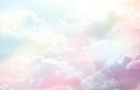 空 雲 グラデーション 青 ブルー 紫 パープルの壁紙 輸入 カスタム壁紙 PHOTOWALL / Cloudy Sky (e318362) 貼ってはがせるフリース壁紙(不織布) 【海外取り寄せのため1カ月程度でお届け】 【代引き不可】