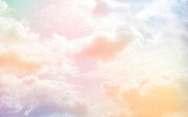 空 雲 グラデーション ピンクの壁紙 輸入 カスタム壁紙 PHOTOWALL / Clouds in the Sky (e318368) 貼ってはがせるフリース壁紙(不織布) 【海外取り寄せのため1カ月程度でお届け】 【代引き不可】