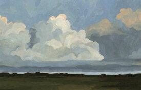 雲 空 絵画 風景画の壁紙 輸入 カスタム壁紙 PHOTOWALL / Cloudscape (e320583) 貼ってはがせるフリース壁紙(不織布) 【海外取り寄せのため1カ月程度でお届け】 【代引き不可】