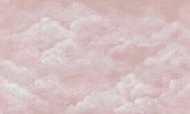 雲 空 ピンクの壁紙 輸入 カスタム壁紙 PHOTOWALL / Tender Clouds - Pink (e320868) 貼ってはがせるフリース壁紙(不織布) 【海外取り寄せのため1カ月程度でお届け】 【代引き不可】