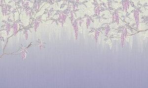 藤 花 木 紫 パープルの壁紙 輸入 カスタム壁紙 PHOTOWALL / Wisteria - Violet (e322244) 貼ってはがせるフリース壁紙(不織布) 【海外取り寄せのため1カ月程度でお届け】 【代引き・後払い不可】