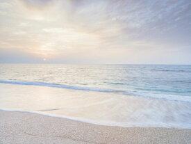 海 砂浜 ビーチ 波 空 雲の壁紙 輸入 カスタム壁紙 PHOTOWALL / Horizon View (e321073) 貼ってはがせるフリース壁紙(不織布) 【海外取り寄せのため1カ月程度でお届け】 【代引き不可】