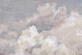 雲 空 イラストの壁紙 輸入 カスタム壁紙 PHOTOWALL / Daydream Neutral 01 (e324328) 貼ってはがせるフリース壁紙(不織布) 【海外取り寄せのため1カ月程度でお届け】 【代引き不可】