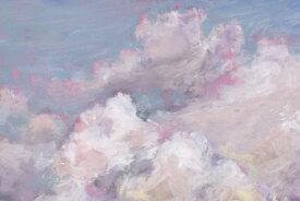 雲 空 イラストの壁紙 輸入 カスタム壁紙 PHOTOWALL / Daydream Pink 01 (e324331) 貼ってはがせるフリース壁紙(不織布) 【海外取り寄せのため1カ月程度でお届け】 【代引き不可】
