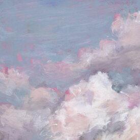 雲 空 イラストの壁紙 輸入 カスタム壁紙 PHOTOWALL / Daydream Pink 03 (e324333) 貼ってはがせるフリース壁紙(不織布) 【海外取り寄せのため1カ月程度でお届け】 【代引き不可】