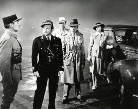 カサブランカ 映画 モノクロ モノトーンの壁紙 輸入 カスタム壁紙 PHOTOWALL / Casablanca (e326058) 貼ってはがせるフリース壁紙(不織布) 【海外取り寄せのため1カ月程度でお届け】 【代引き不可】