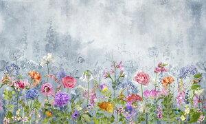 花 花畑の壁紙 輸入 カスタム壁紙 PHOTOWALL / Marvellous Meadow (e329999) 貼ってはがせるフリース壁紙(不織布) 【海外取り寄せのため1カ月程度でお届け】 【代引き・後払い不可】
