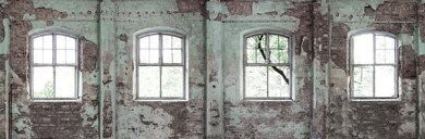 フェイク/レンガ 建築 の壁紙輸入 カスタム壁紙 Rebel Walls #7 Curious / Perspective Manoir R14201貼ってはがせるフリース壁紙(不織布)【海外取り寄せのため1カ月程度でお届け】【代引き不可】