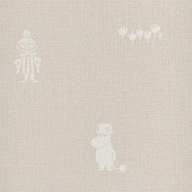 【サンプル専用】ムーミン 壁紙サンプル 国産ビニル壁紙 セレクション SFE-6310サンプルメール便OK