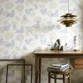 【お部屋DIY】ムーミン仕様に模様替え♪糊つきで貼りやすい、おしゃれな北欧壁紙シートは?