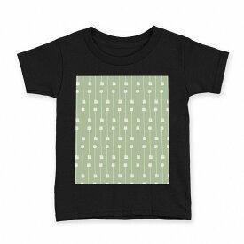 tシャツ キッズ 半袖 黒地 ブラック デザイン 90 100 110 120 130 140 150 Tシャツ ティーシャツ T shirt 050254