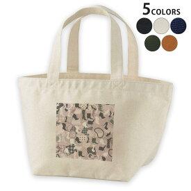 デザインランチバッグ キャンバス デイパック バッグ レディースバッグ トートバッグ ナチュラル 黒 black 007669 靴 ヒール ネックレス 鞄