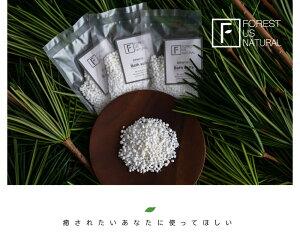 バスソルトFORESTUSNATURALコウヤマキの香り30mg入浴剤