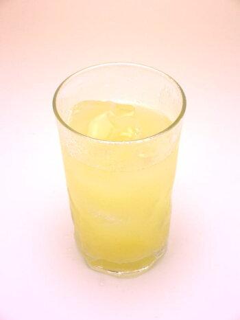 カボス/かぼす果汁水割り