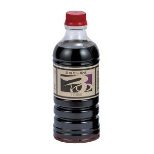 だし醤油 [めんつゆ 500ml]【だししょうゆ】【麺つゆ】【出汁醤油】