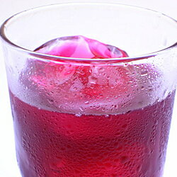 シソジュース/しそジュース/カップ水滴