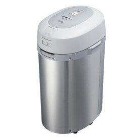 新品 アウトレット 訳あり特価(箱痛み) MS-N53XD-S パナソニック 家庭用生ごみ処理機 (シルバー) 生ごみ処理機 MS-N53XD