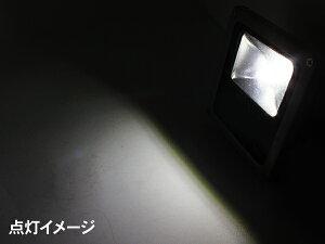 投光器30W薄型コンパクトタイプ