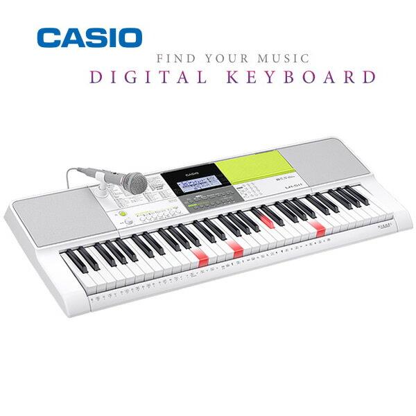 【お取り寄せ】 CASIO LK-511 カシオ 光ナビゲーションキーボード CASIO キーボード 61ピアノ形状鍵盤、光鍵盤 【H・I・K・A・R・I / NAVIGATION】【バレンタイン お祝い】
