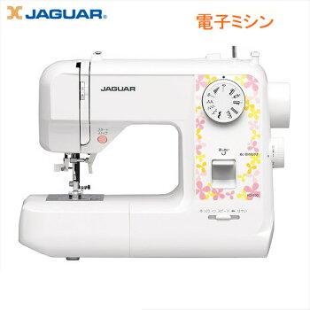 【お取り寄せ】JAGUARKD-850ジャガー電子ミシン[水平釜・自動糸通し器付・手元LEDライト]【家電とギフト】【02P20Nov15】