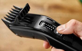 【お取り寄せ】PHILIPSHC3508/15フィリップスヘアカッター「電動バリカン」ブラック・12段階の長さ調節可能(2mmごと)/コードでの使用(交流式)【新生活卒業入学祝】