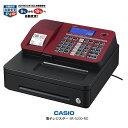 CASIO SR-S200-RD レッド カシオ 電子レジスター Bluetoothレジスター(10部門) レジとスマートフォンが、Bluetooth…