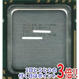 【中古】Core i7 980X Extreme Edition 3.33GHz 6.4GT/s SLBUZ
