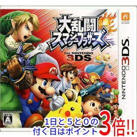 【中古】大乱闘スマッシュブラザーズ for ニンテンドー 3DS
