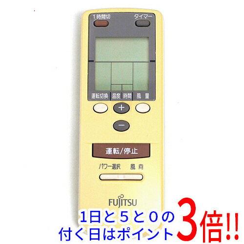 【中古】FUJITSU エアコンリモコン AR-BB5