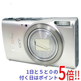 【キャッシュレスで5%還元】Canon製 デジカメ IXY 650 シルバー 2020万画素