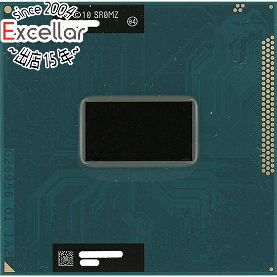 【中古】Core i5 3210M 2.5GHz 3M Socket G2 35W SR0MZ