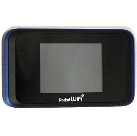 【キャッシュレスで5%還元】【中古】HUAWEI Softbank Pocket WiFi 501HW ネイビーブルー