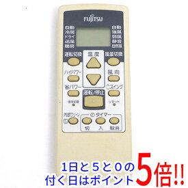 【キャッシュレスで5%還元】【中古】FUJITSU エアコンリモコン AR-RCA1J