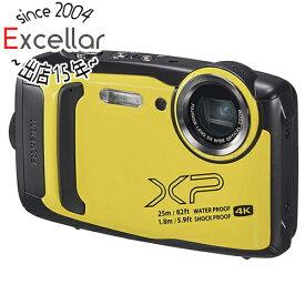 FUJIFILM 防水カメラ FinePix XP140 FX-XP140Y イエロー/1635万画素