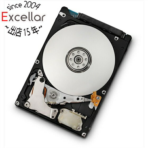 HITACHI ノート用HDD 2.5inch HTS545050A7E380 500GB