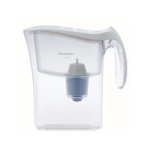 パナソニック【Panasonic】ポット型ミネラル浄水器 TK-CP21-W(白)★ミネラル浄水!【TKCP21】