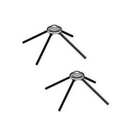 シャープ【SHARP】ロボット家電用 サイドブラシ(2個) 217-310-0274★【2173100274】