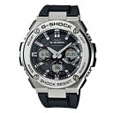 カシオ【SALE あす楽】CASIO 国内正規品 G-SHOCK ソーラー電波腕時計 G-STEEL GST-W110-1AJF★G-SALE【***特別価格*…