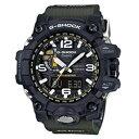 カシオ【国内正規品 あす楽】CASIO G-SHOCK アナログ電波ソーラー腕時計 マッドマスター GWG-1000-1A3JF★G-SALE【マスターオブG】