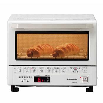 パナソニック【Panasonic】コンパクトオーブントースター NB-DT51-W(ホワイト系)★【NBDT51W】