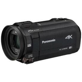 パナソニック【Panasonic】デジタル4Kビデオカメラ HC-VX985M-K(ブラック)★【HCVX985MK】