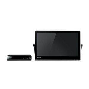 パナソニック【Panasonic】10V型HDDレコーダー付ポータブルテレビ UN-10T7-K(ブラック)★【UN10T7】