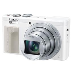 パナソニック【Panasonic】LUMIX コンパクトデジタルカメラ DMC-TZ85-W(ホワイト)★【DMCTZ85W】