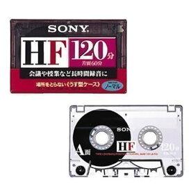 ソニー【SONY】オーディオカセット ノーマルポジション90分 単品 C-90HFA★【C90HFA】